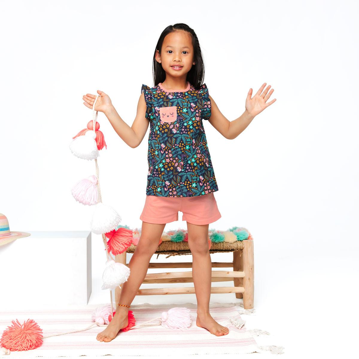 Pyjama fille Miss Blabla