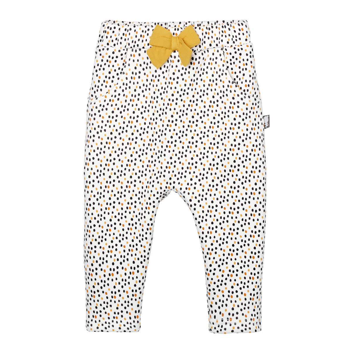 Ensemble bébé fille en molleton Love Baby pantalon