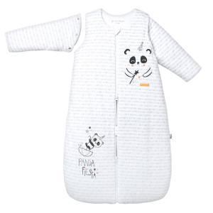 Turbulette d'hiver en velours manches amovibles Little Panda