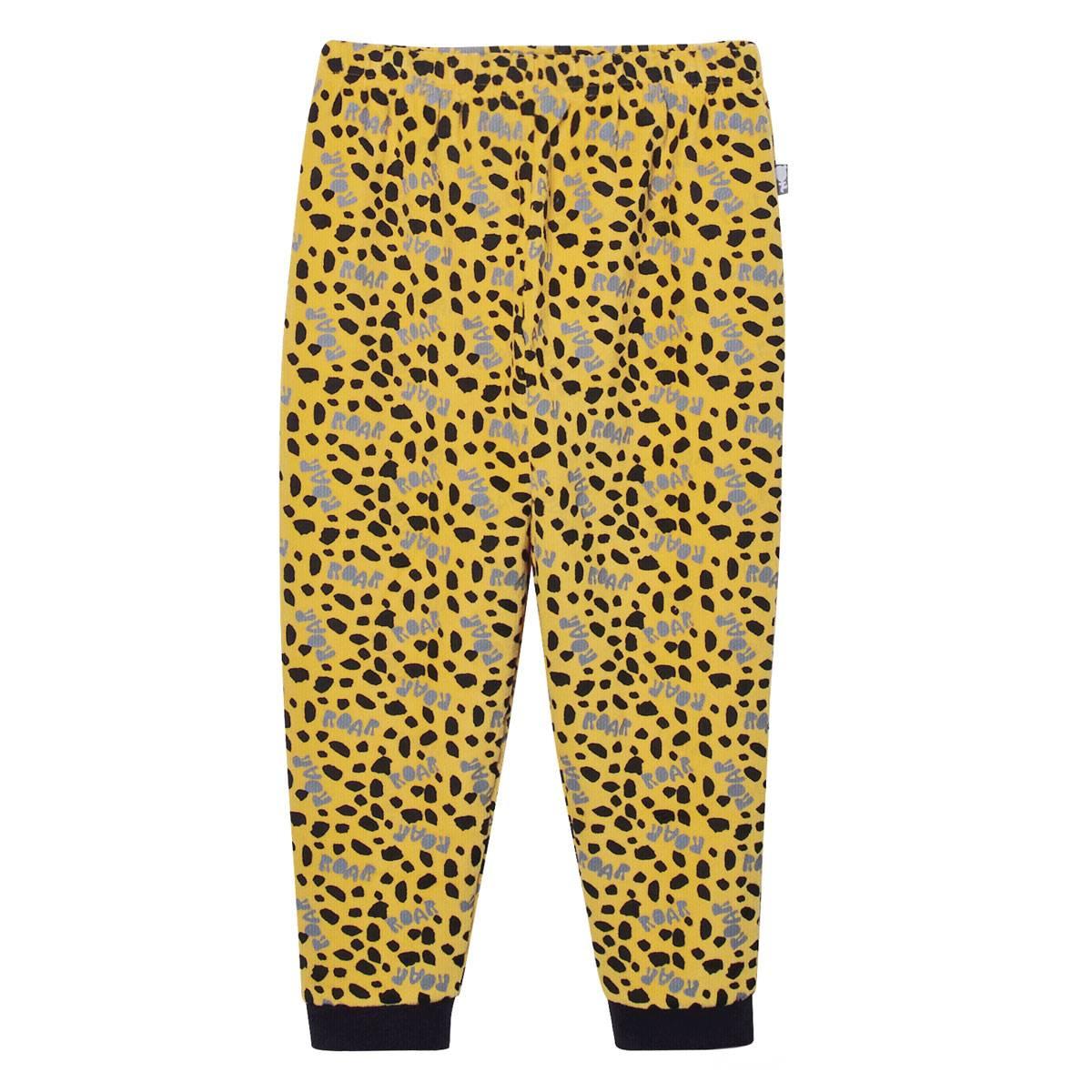 Pyjama garçon manches longues Kumba bas