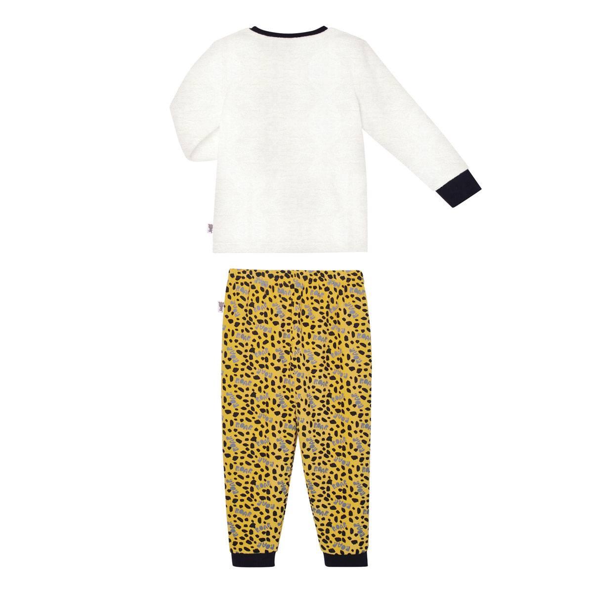 Pyjama garçon manches longues Kumba dos
