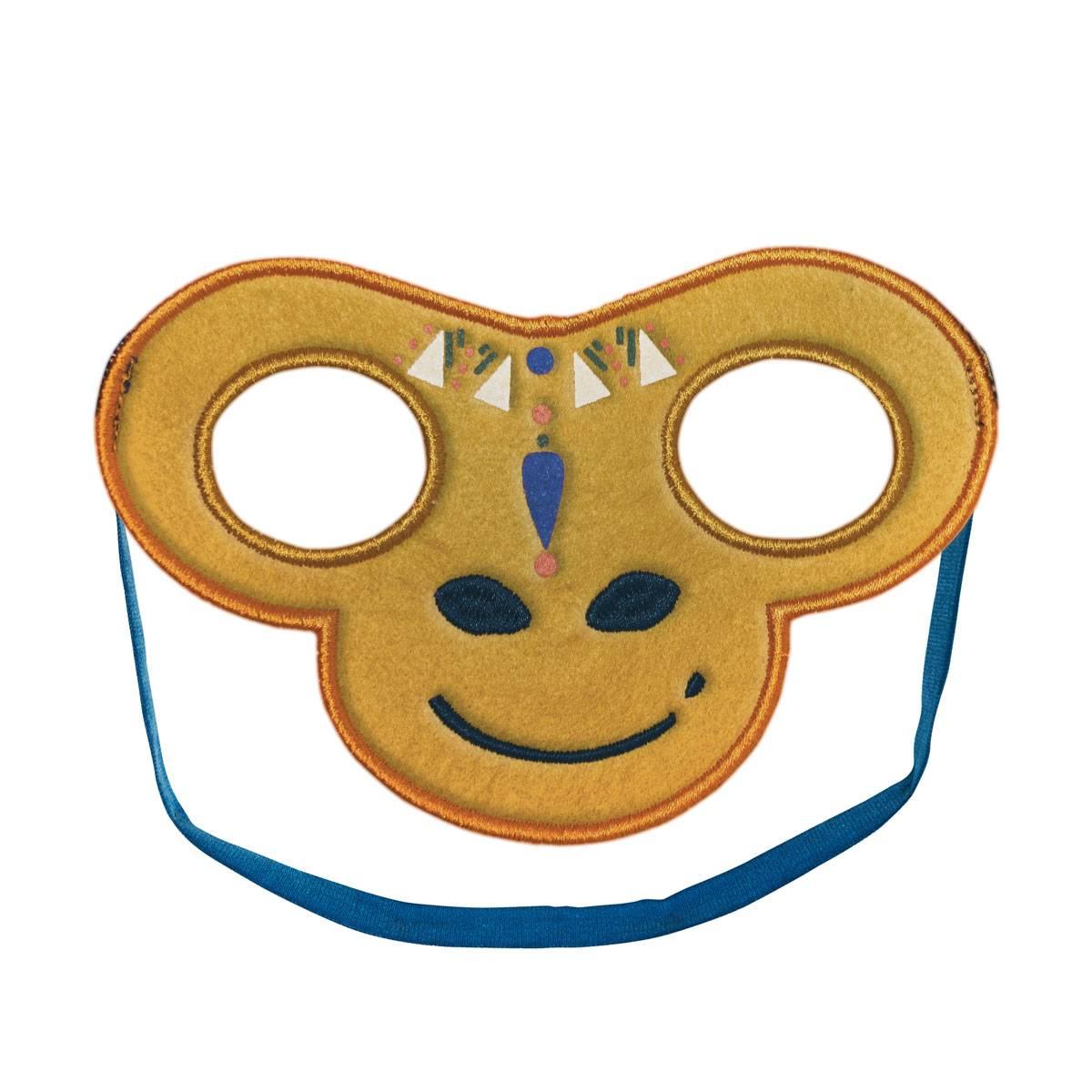 Pyjama garçon manches longues + masque Gorilla Jungle masque
