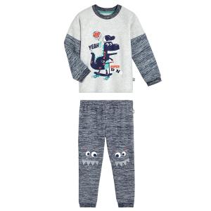 Pyjama garçon manches longues Dinotroti