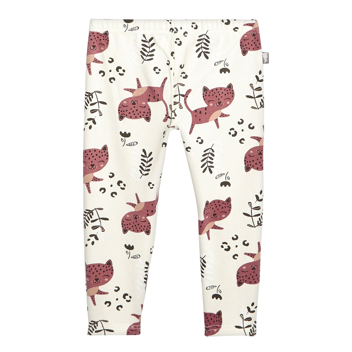 Pyjama fille manches longues Léa legging