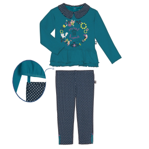 Pyjama fille manches longues Little Sweet