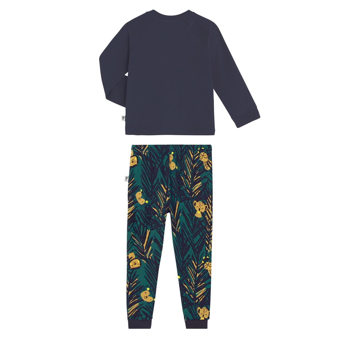 Pyjama garçon manches longues Panama dos