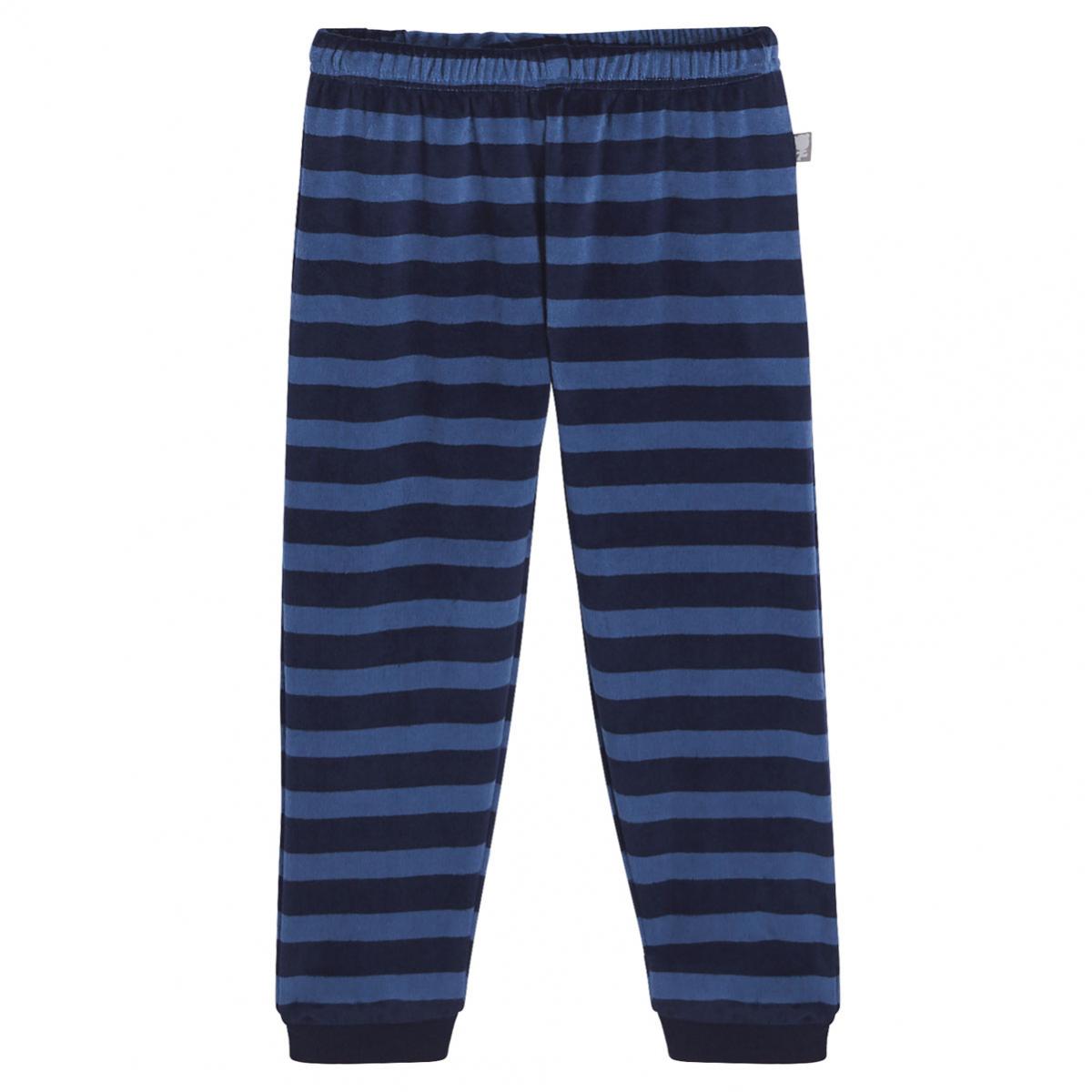 Pyjama garçon manches longues Raton pantalon