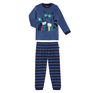 Pyjama garçon manches longues Raton