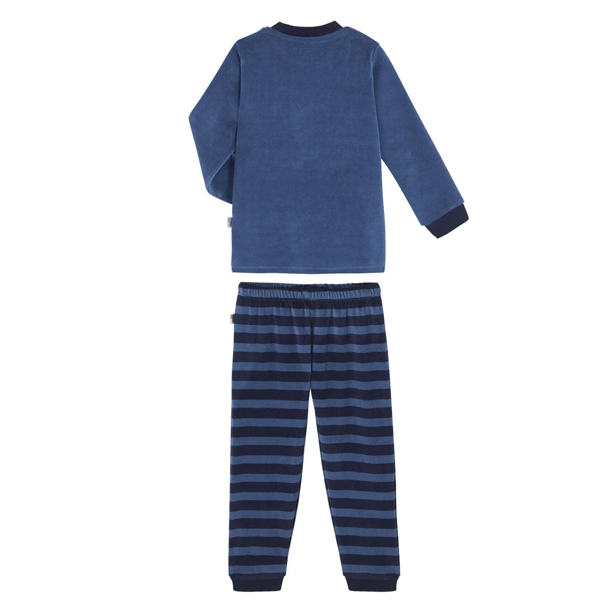 Pyjama garçon manches longues Raton dos