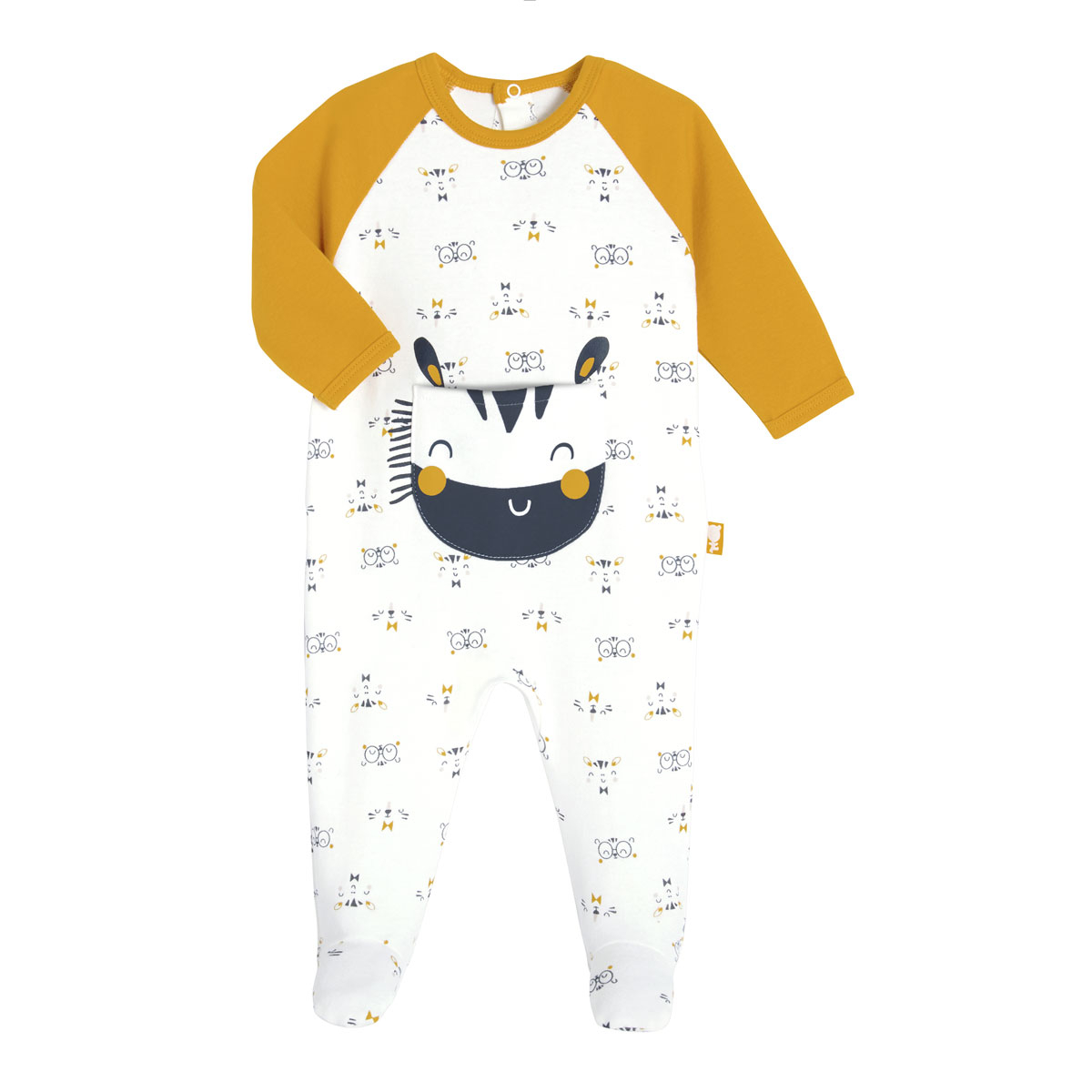 Pyjama bébé Paprika