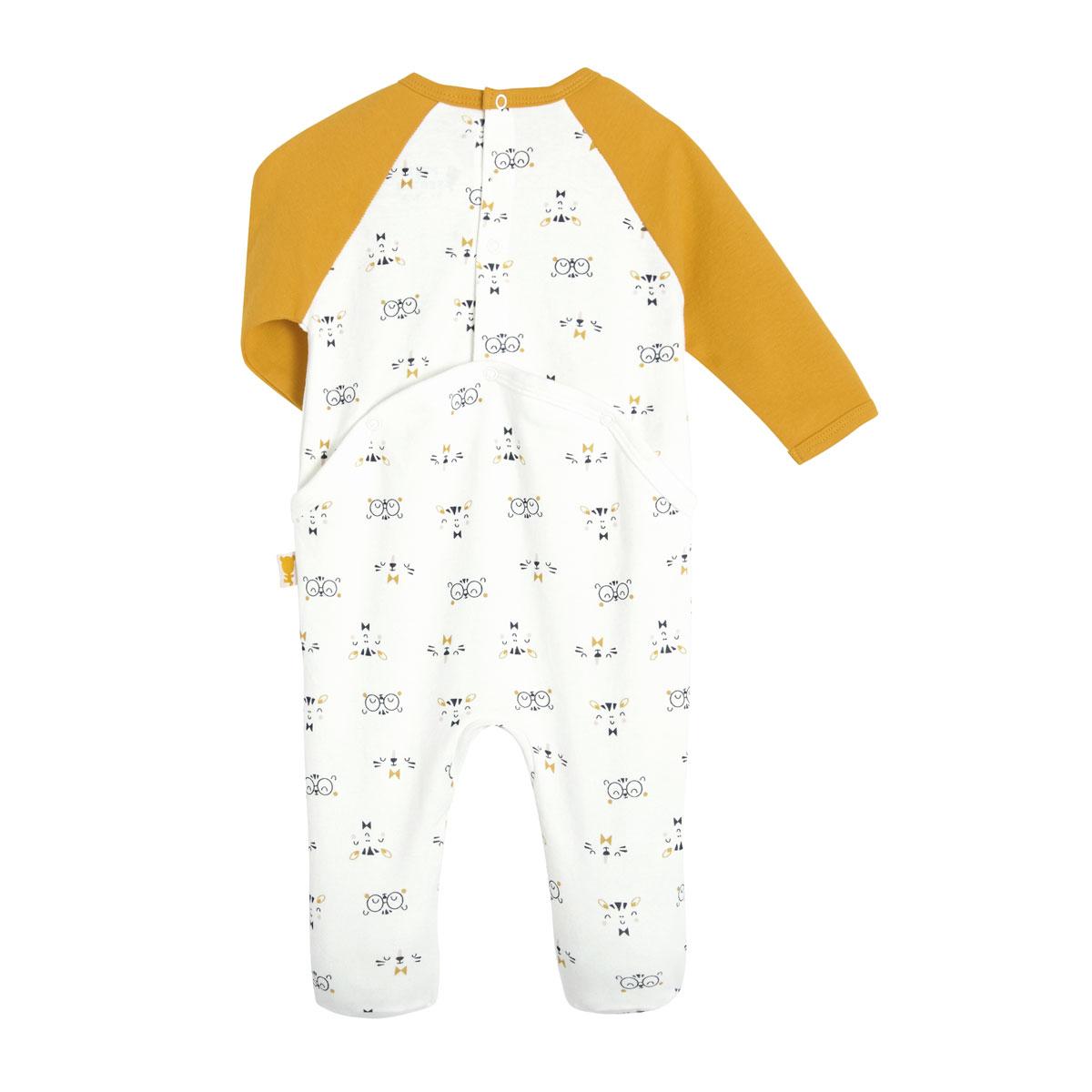 Pyjama bébé Paprika dos