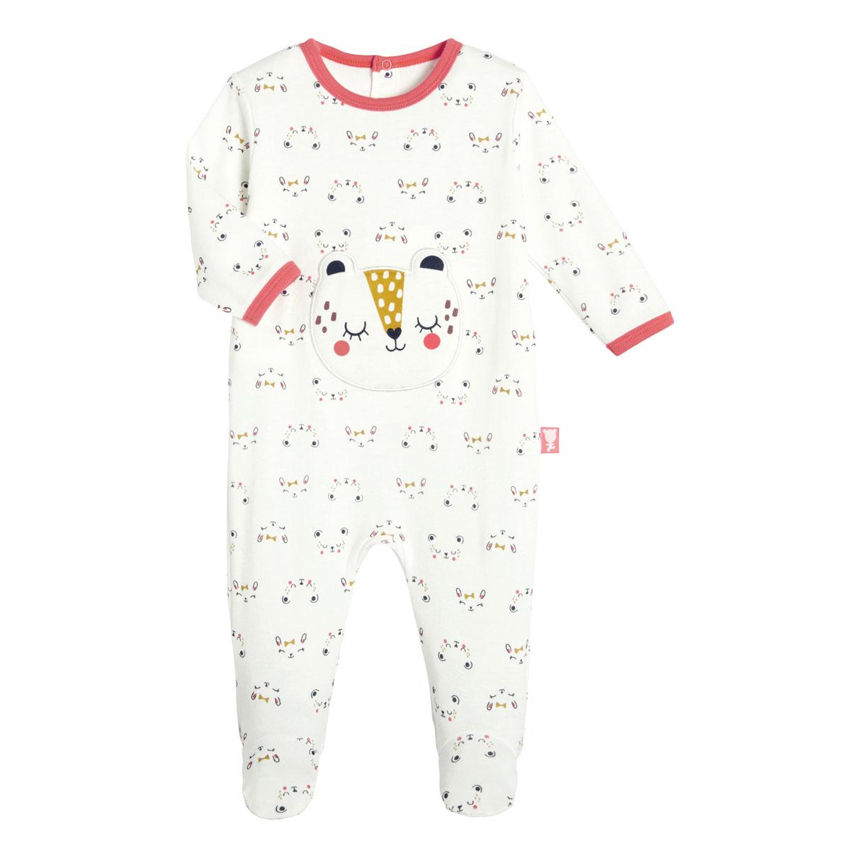 Pyjama bébé Tiboubou