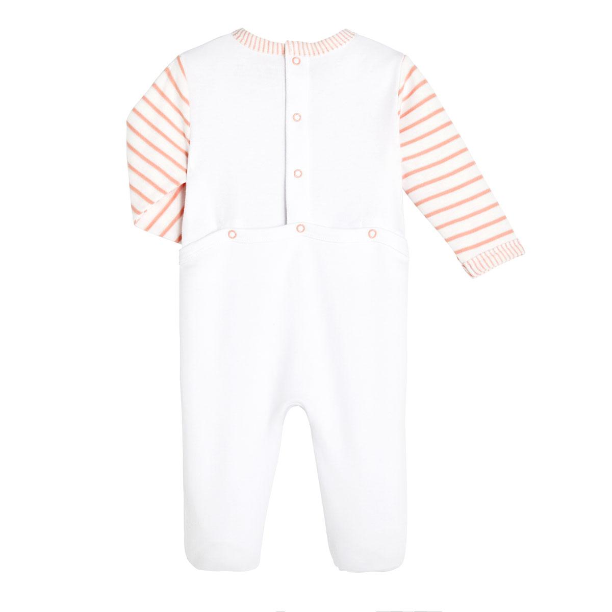 Pyjama bébé Sur la Croisette dos