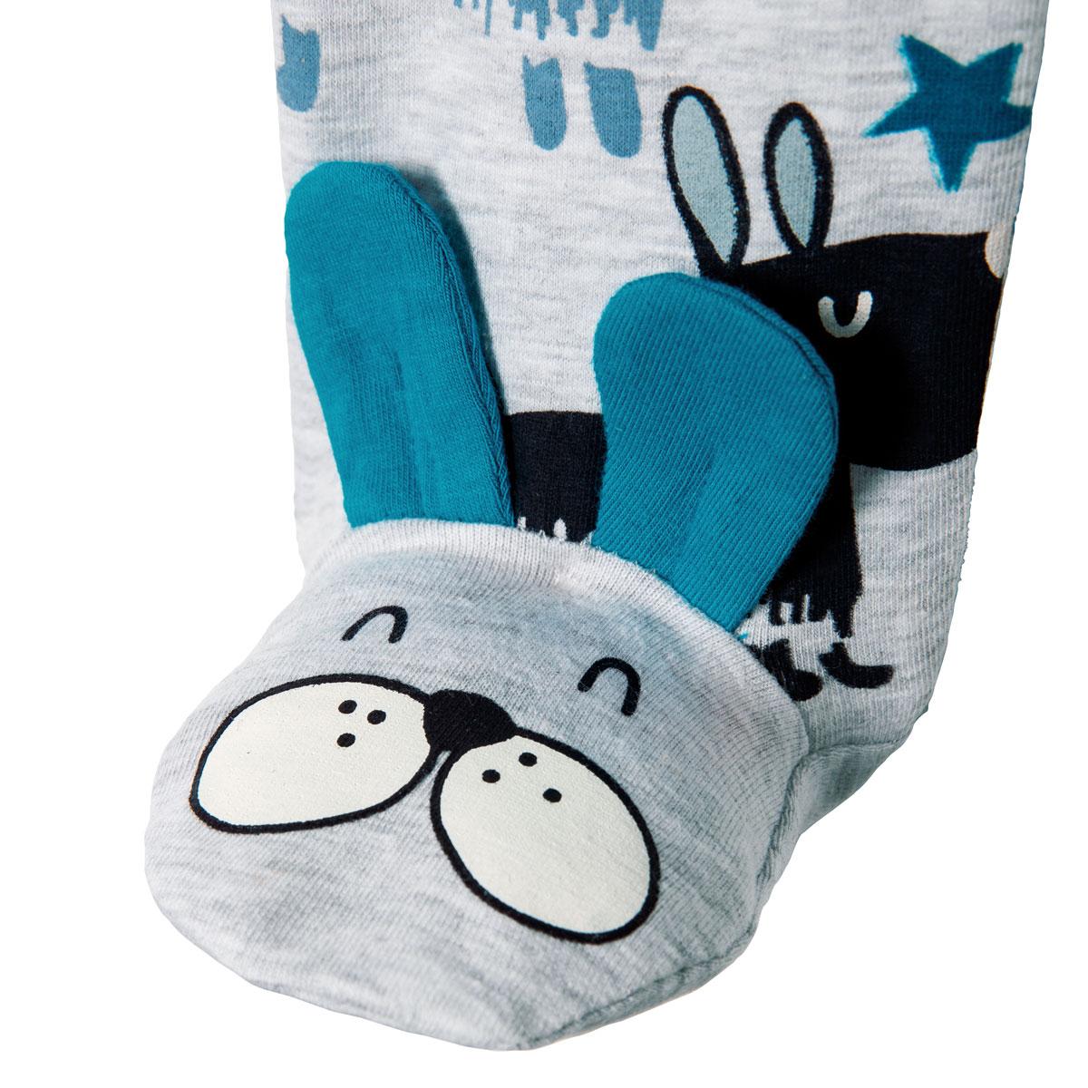 Pyjama bébé Babydog pied