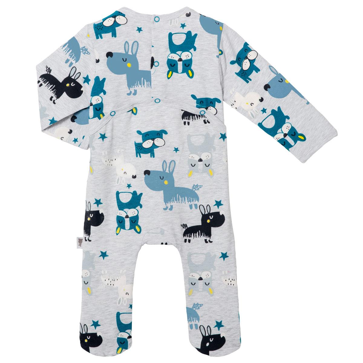Pyjama bébé Babydog dos
