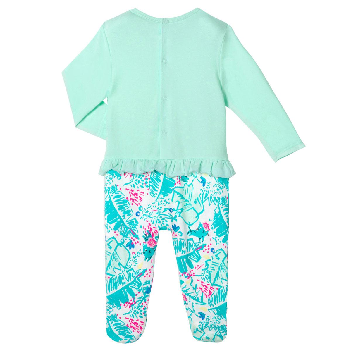 Pyjama bébé Savana dos