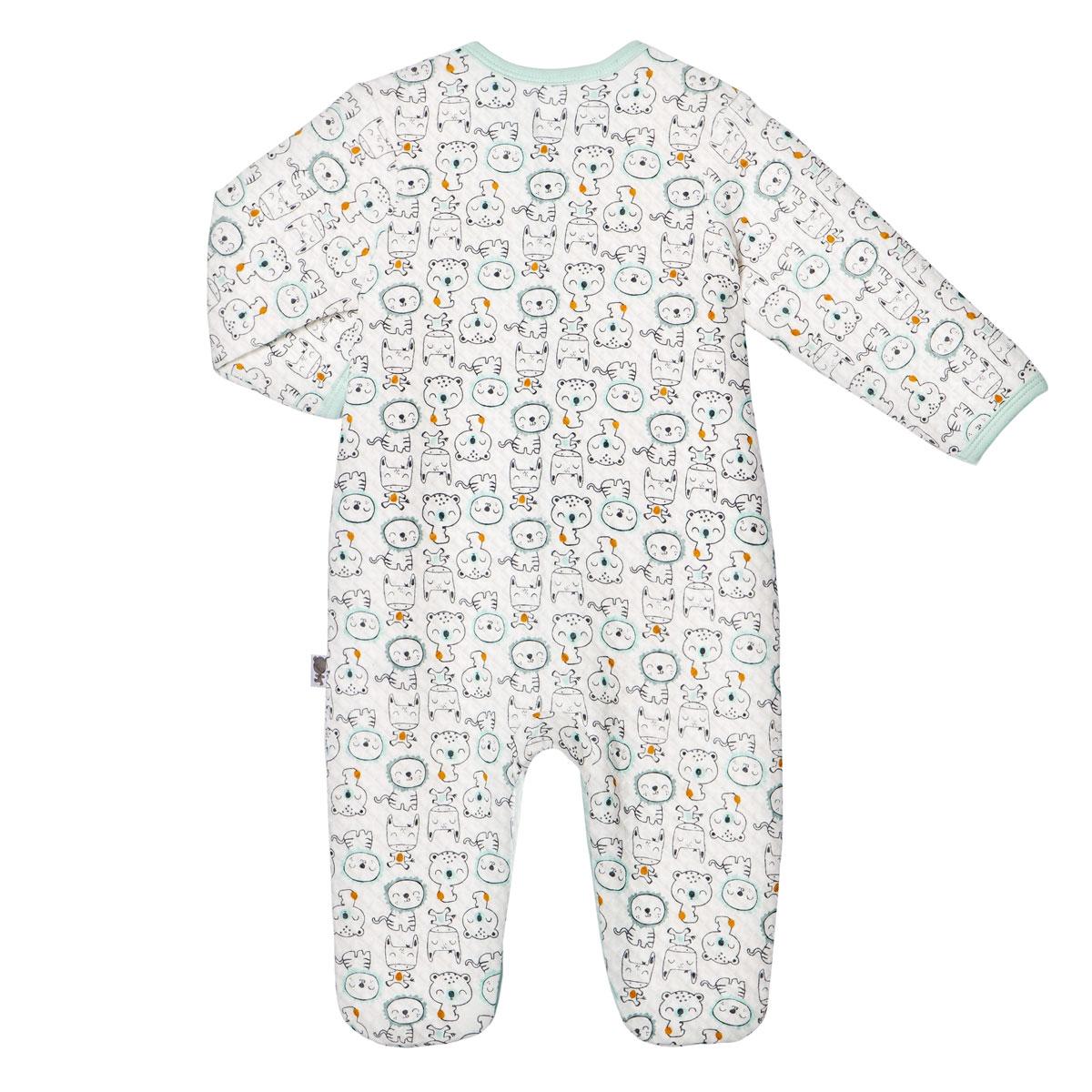 Pyjama bébé garçon Bamaco dos