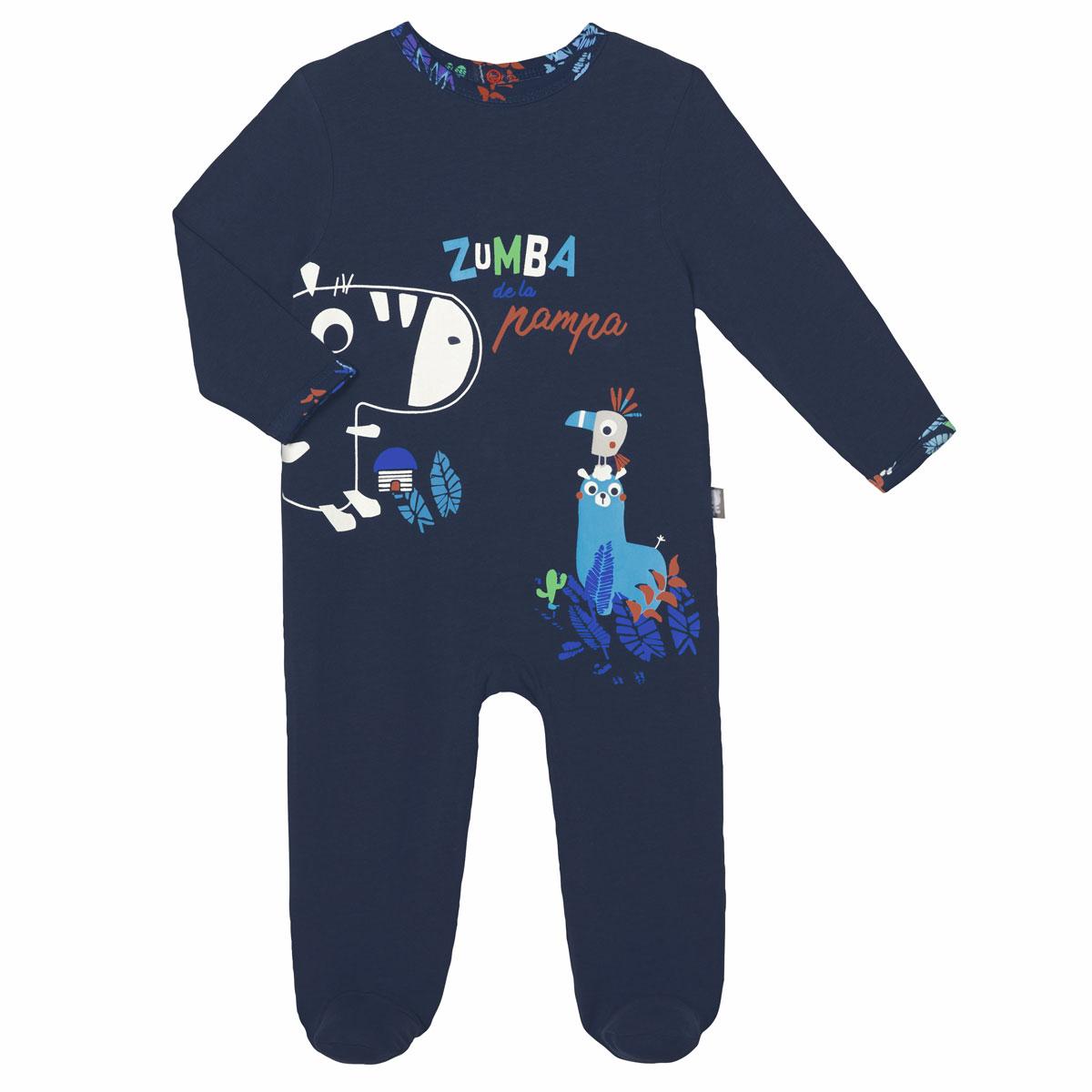 Pyjama bébé Zumba Pampa