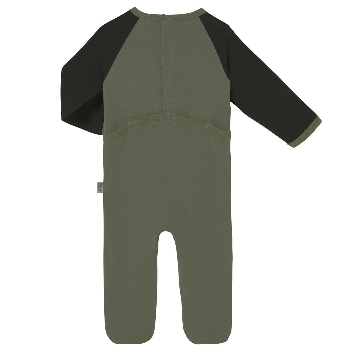 Pyjama bébé Rafiki dos