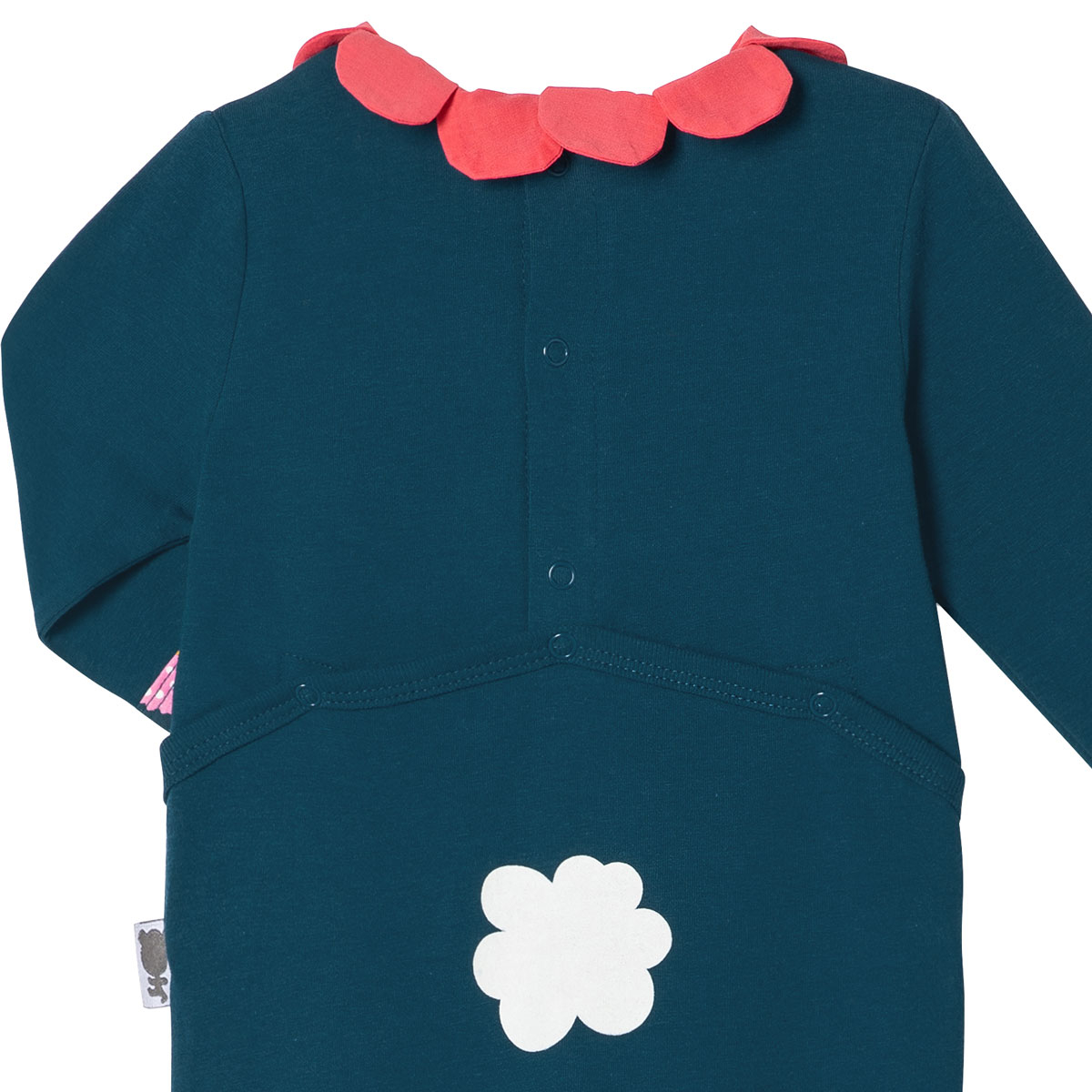 Pyjama bébé Tinyblooms zoom