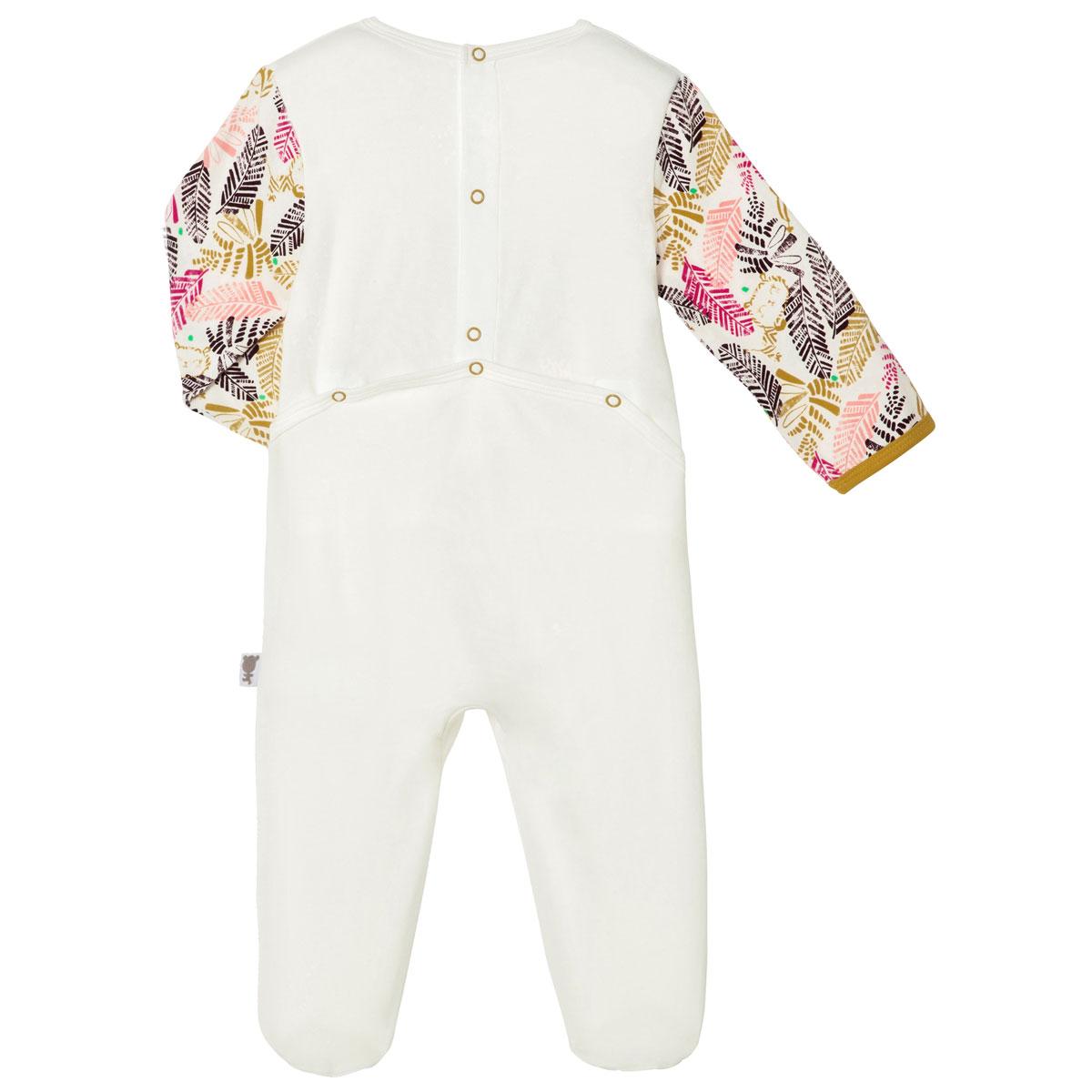 Pyjama bébé Sabali dos