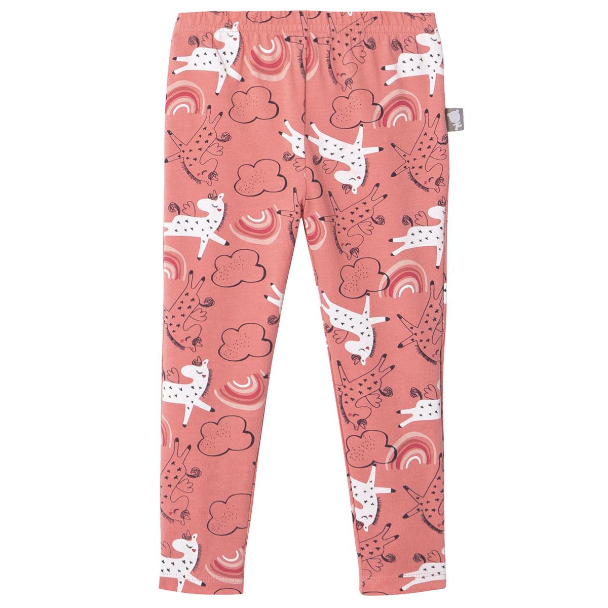 Pyjama fille manches courtes Petits Rêves bas