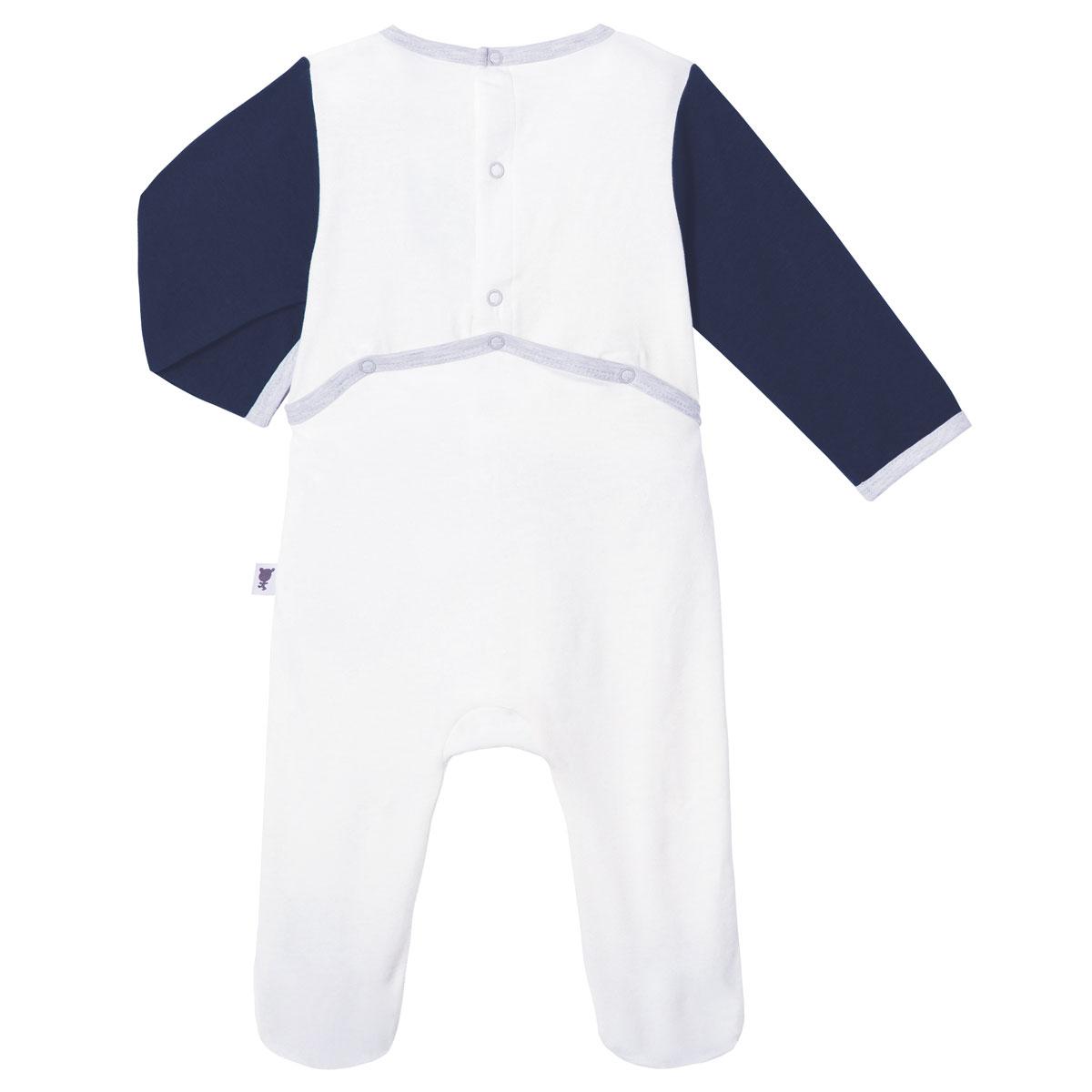 Pyjama bébé Kenya dos