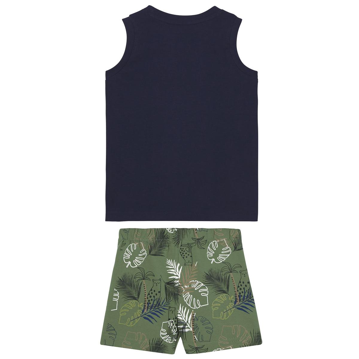 Pyjama garçon Wildjungle dos