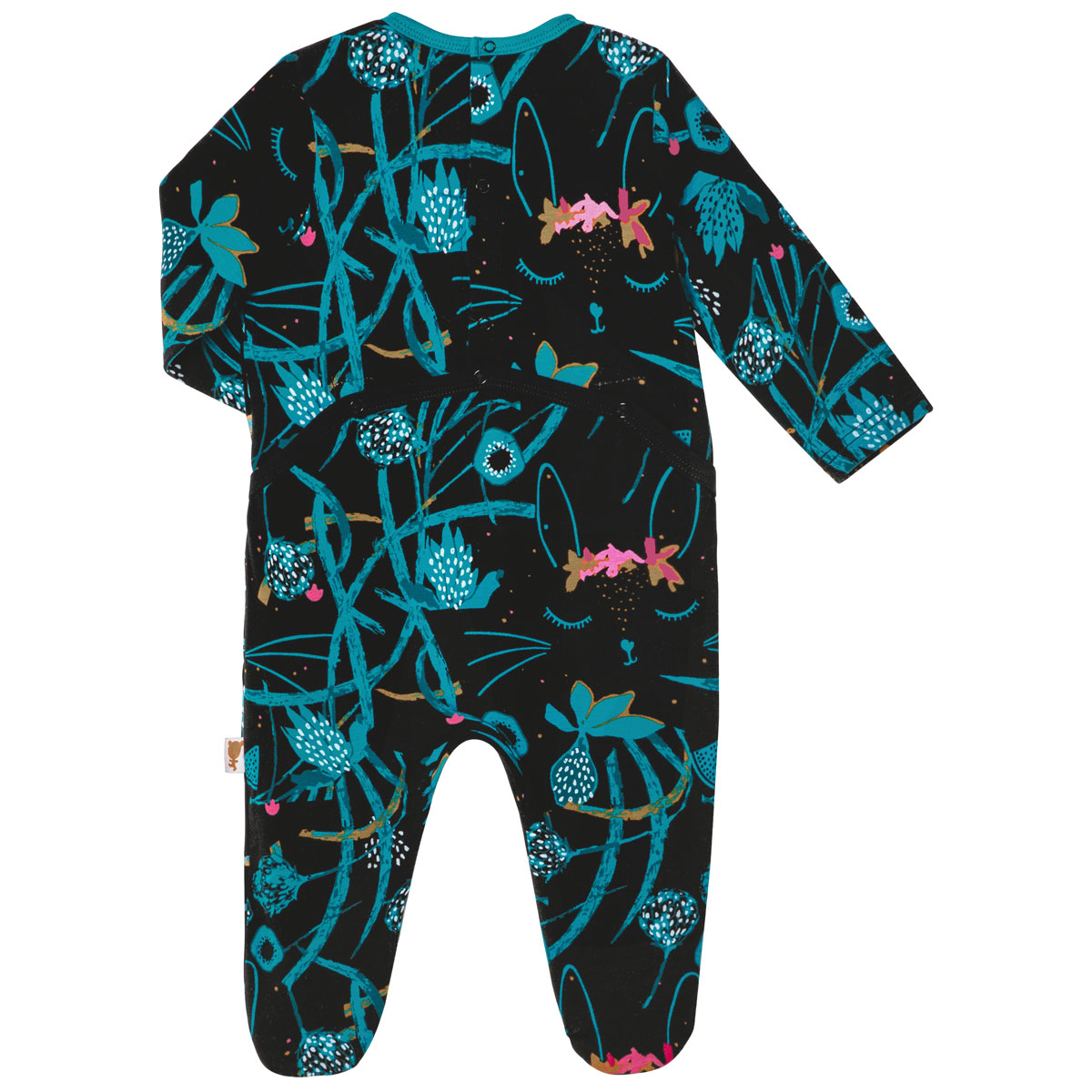 Pyjama bébé Bombay dos