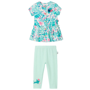 Ensemble bébé fille tunique + legging Savana