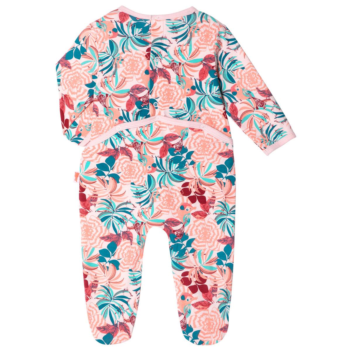 Pyjama bébé Brazilia Bird dos