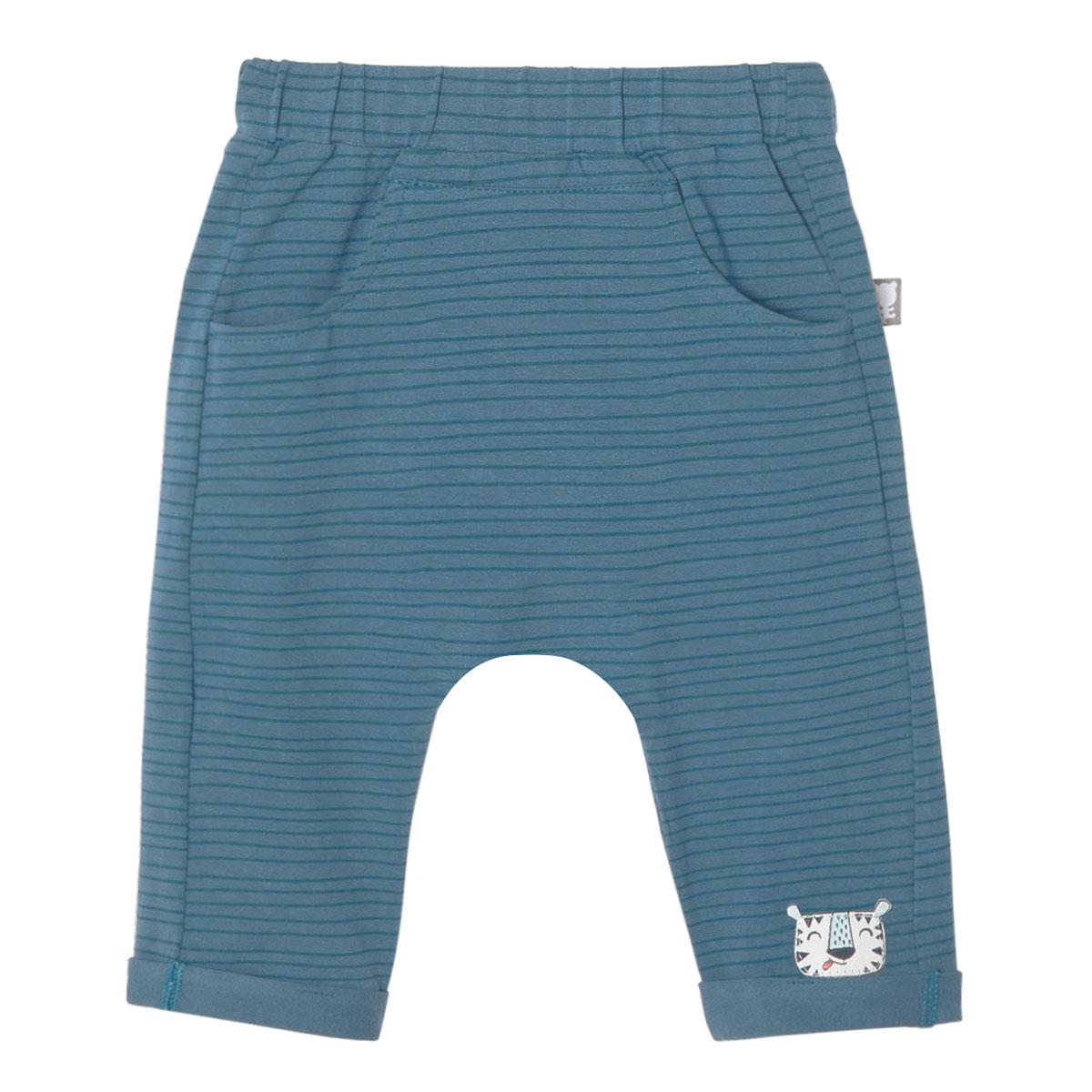 Ensemble bébé garçon chemise + pantalon Bora Bora bas