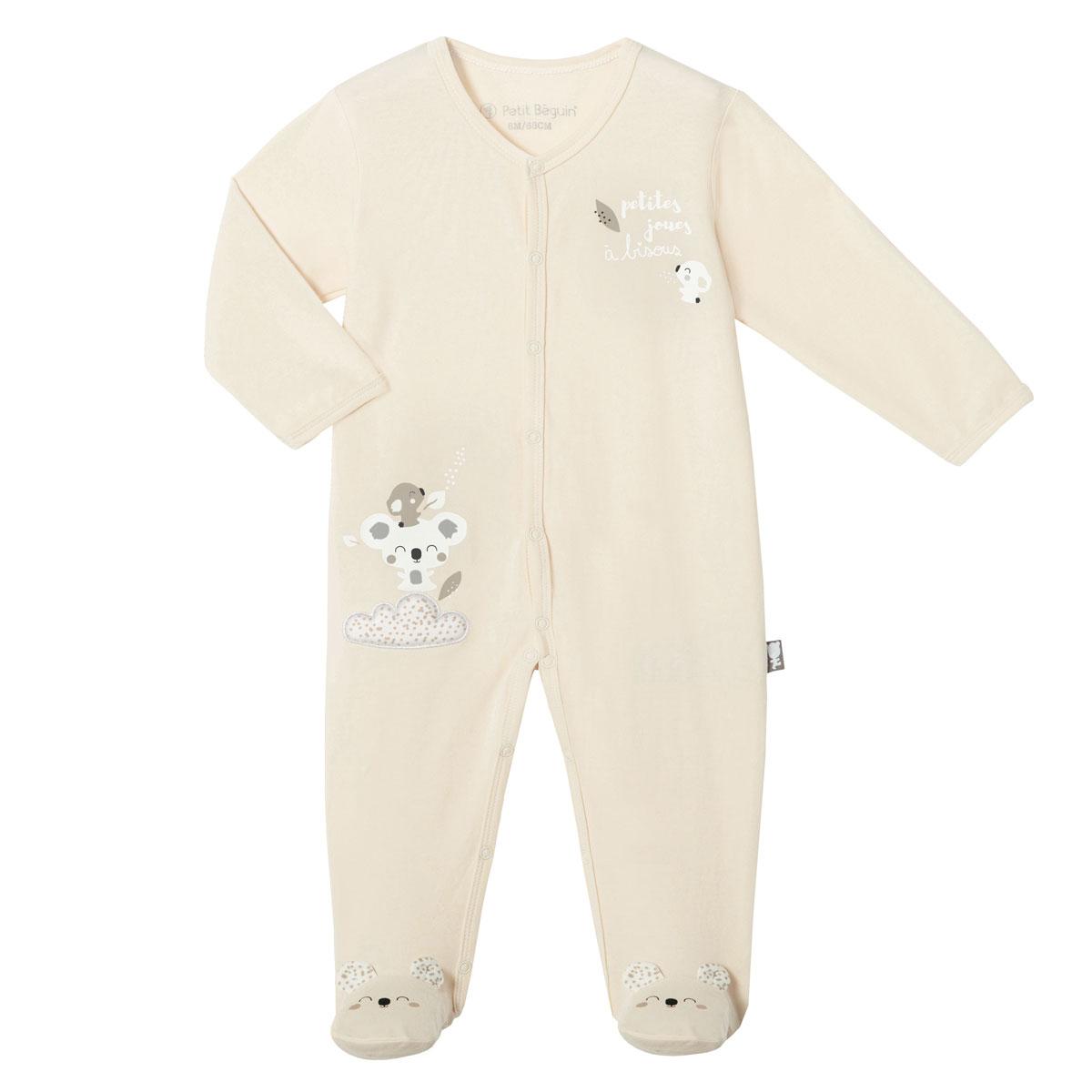 Pyjama bébé mixte Kokoa