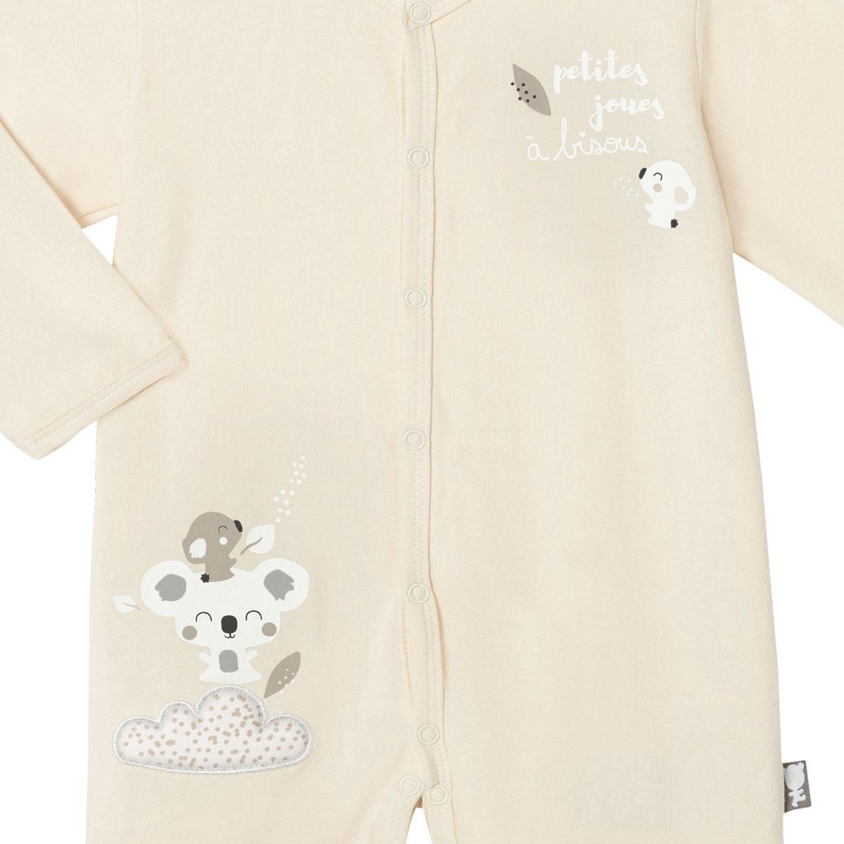 Pyjama bébé mixte Kokoa zoom