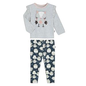 Pyjama fille manches longues Zibou