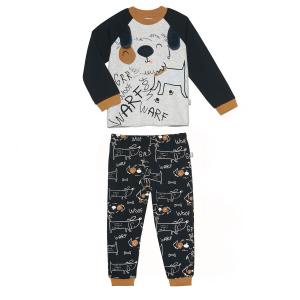 Pyjama garçon manches longues Doggy Woof