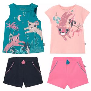 Lot de 2 pyjamas fille Benghal
