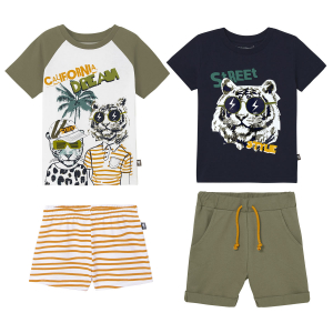 Lot de 2 pyjamas garçon California