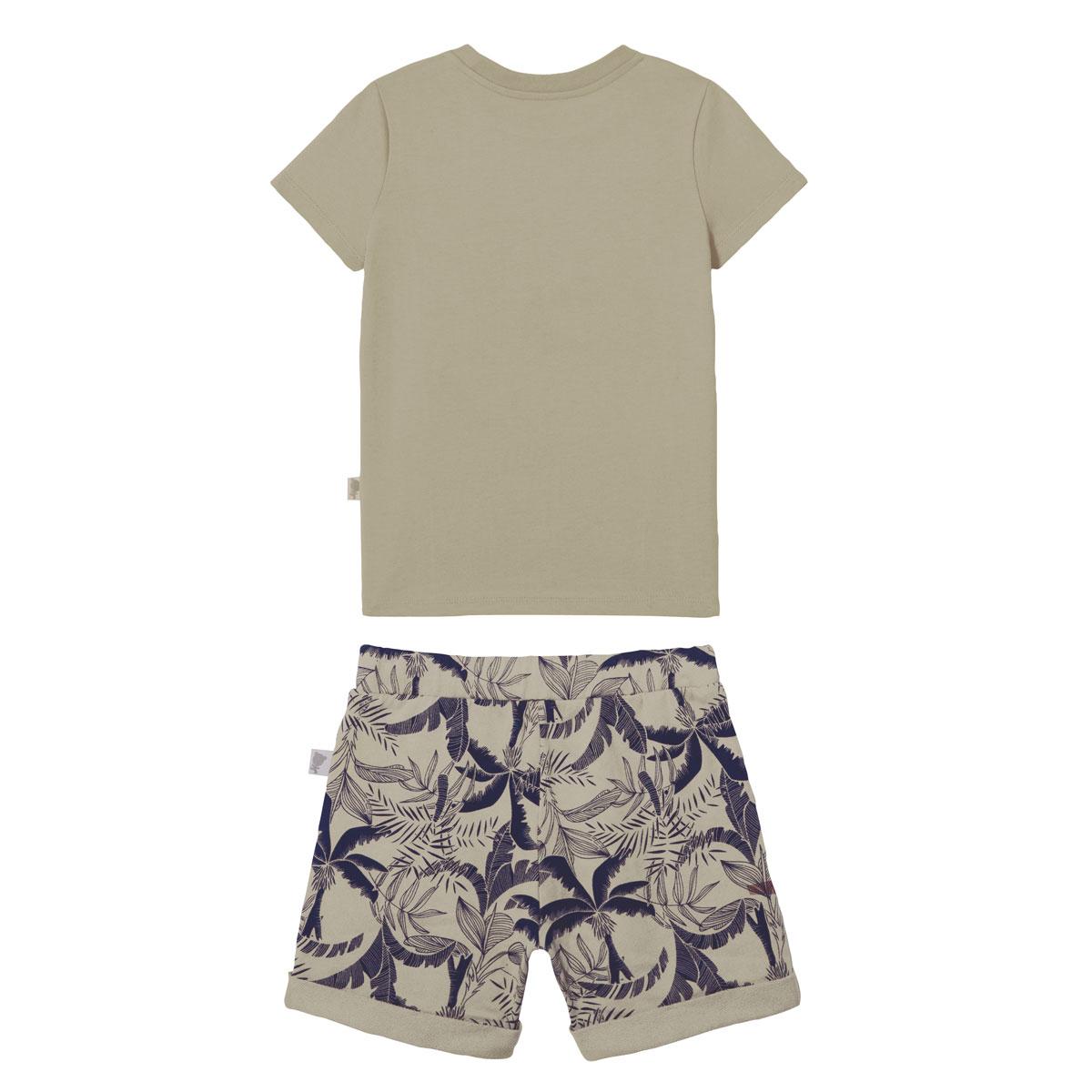 Lot de 2 pyjamas garçon Surfus dos