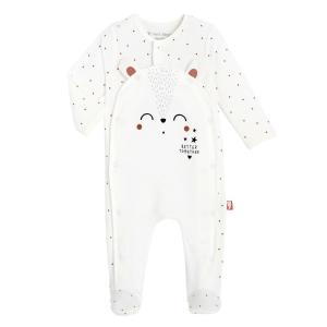 Pyjama bébé velours mixte Forever