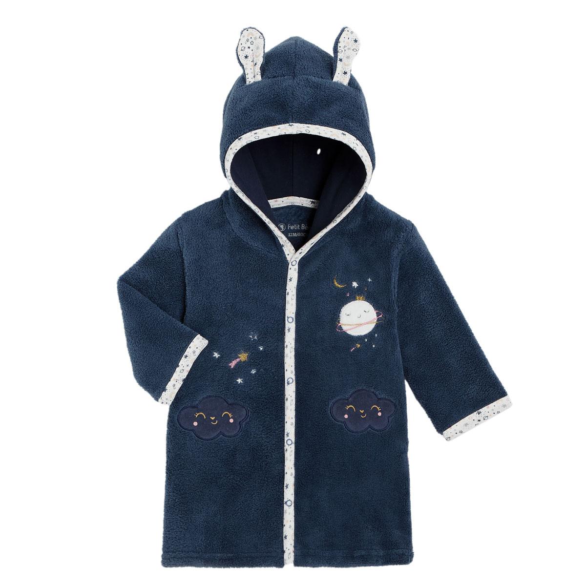 Robe de chambre bébé fille Rêve Étoilé