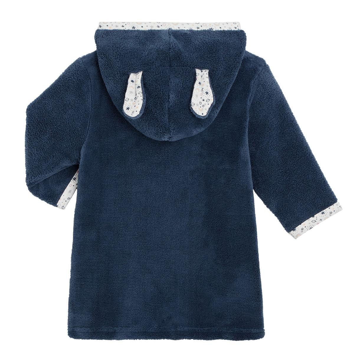 Robe de chambre bébé fille Rêve Étoilé dos