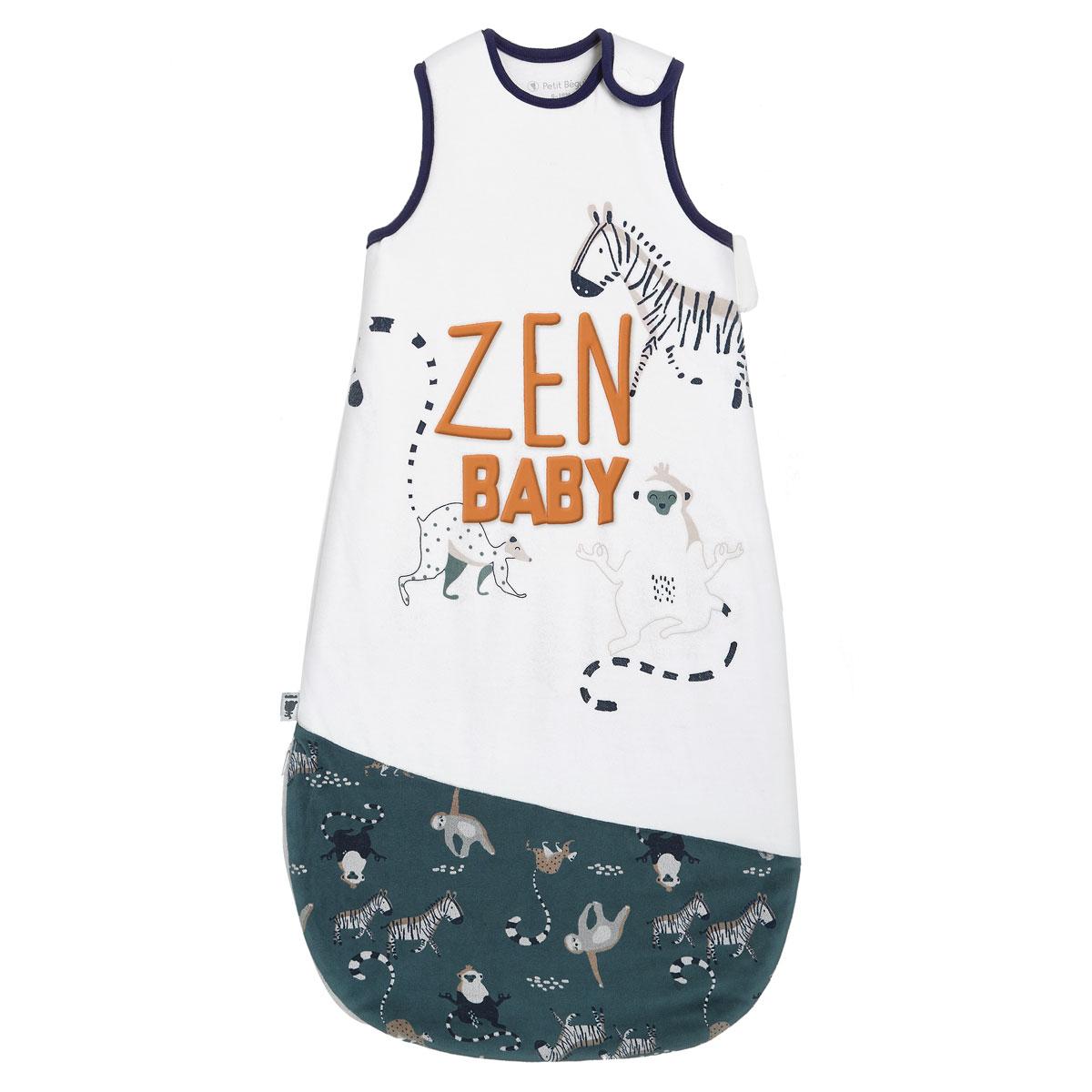 Gigoteuse d'hiver en velours Baby Zen