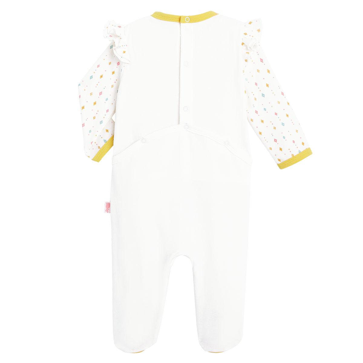 Pyjama bébé Frida dos
