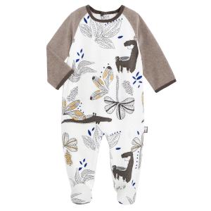 Pyjama bébé en velours Malabou