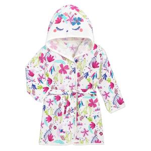 Robe de chambre bébé fille Paillette