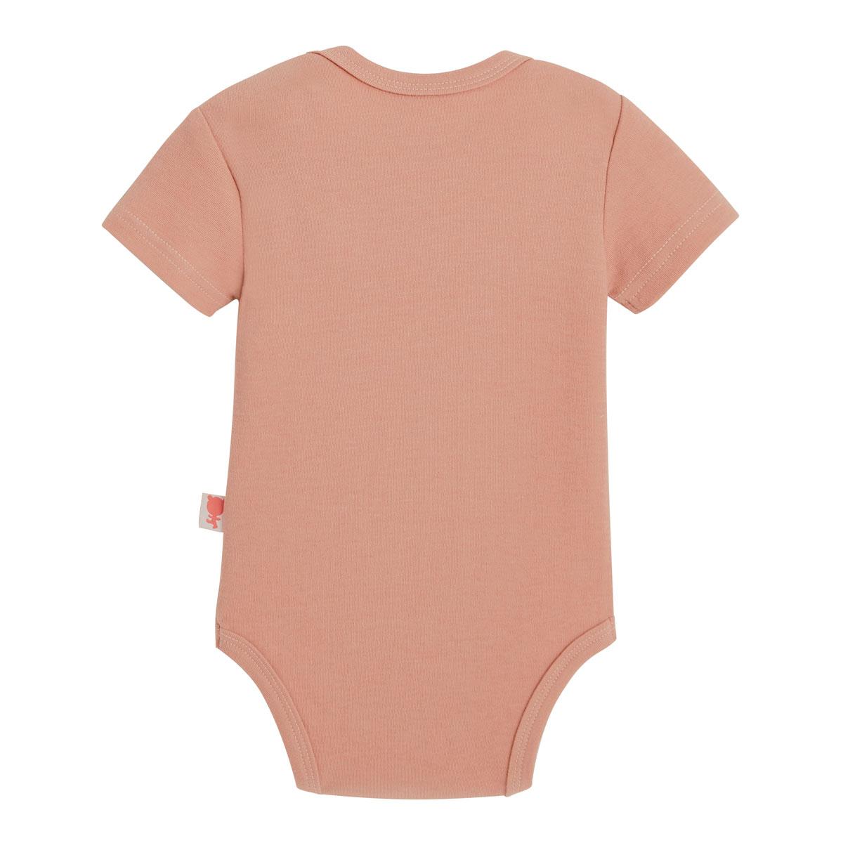 Body bébé fille manches courtes Tropic dos