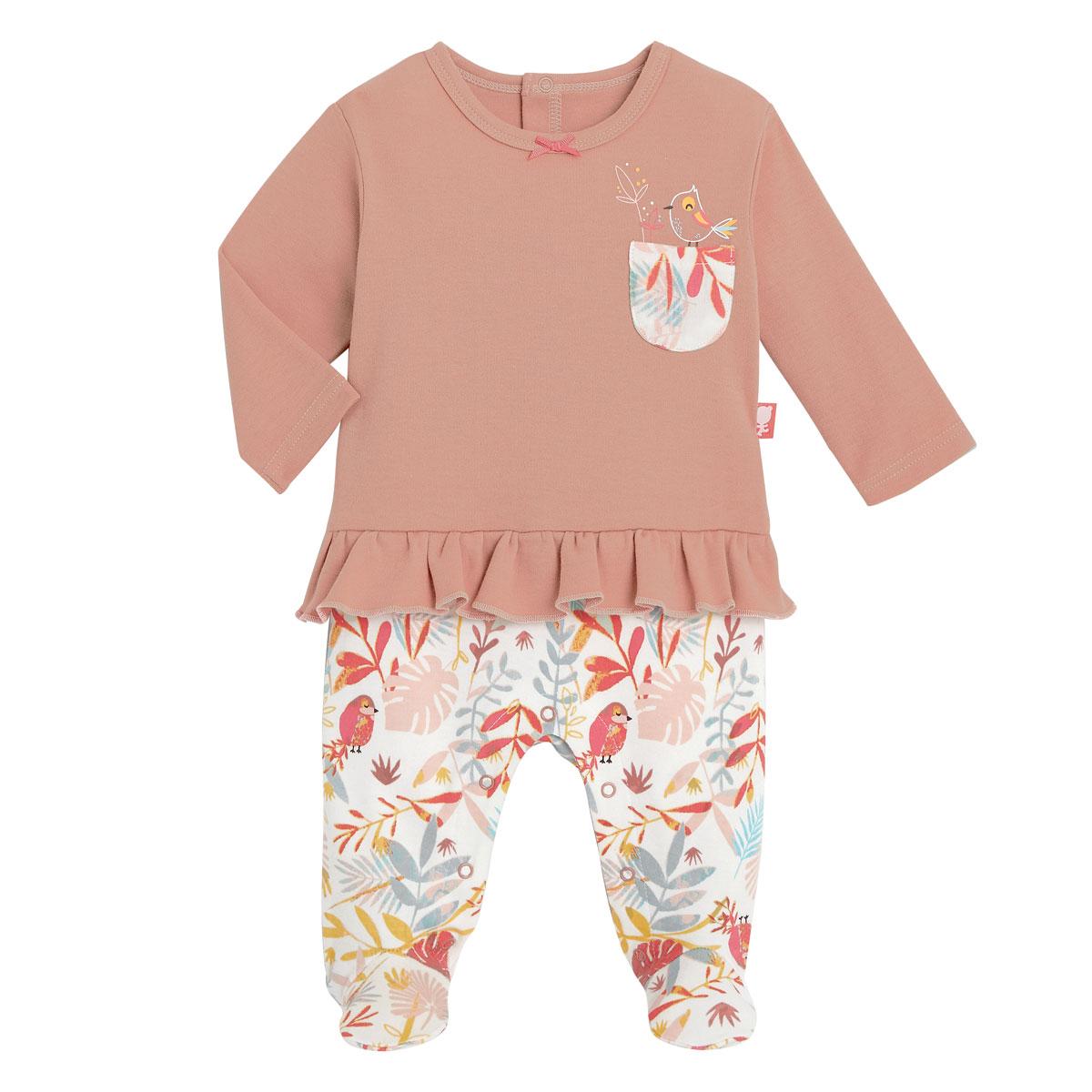 Pyjama bébé Tropic