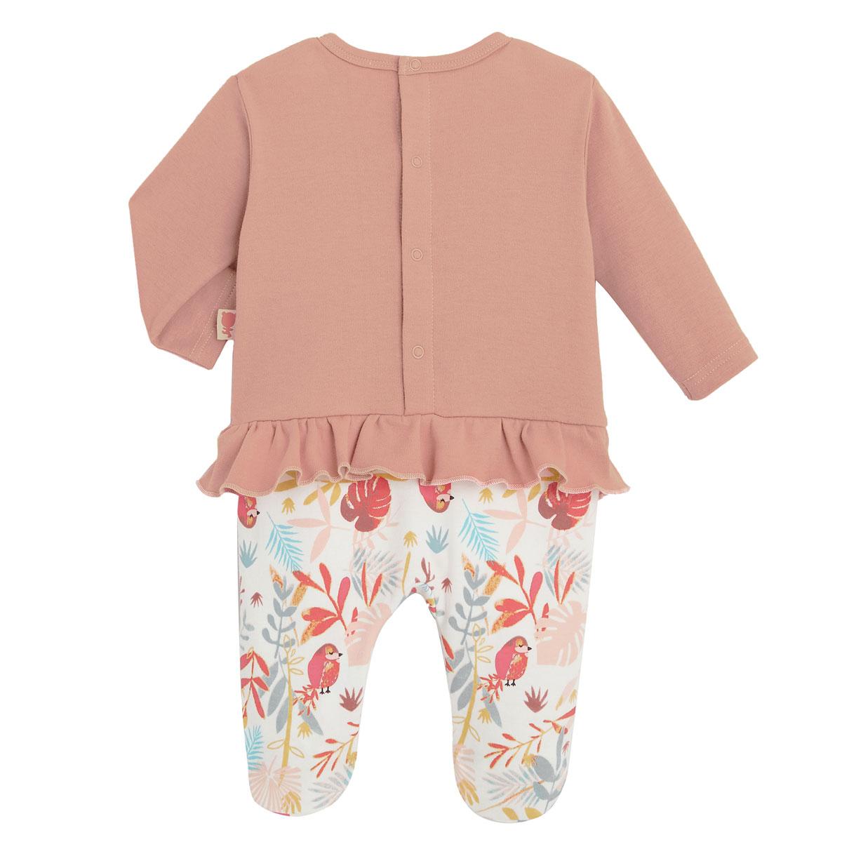 Pyjama bébé Tropic dos