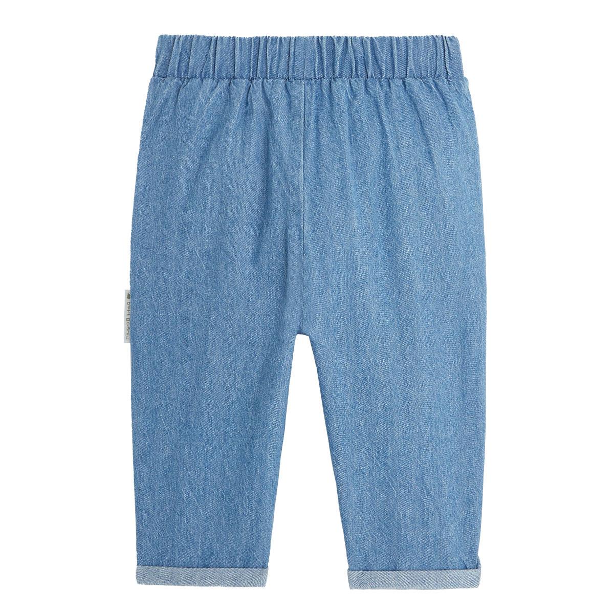 Pantalon bébé fille Blue Coco dos